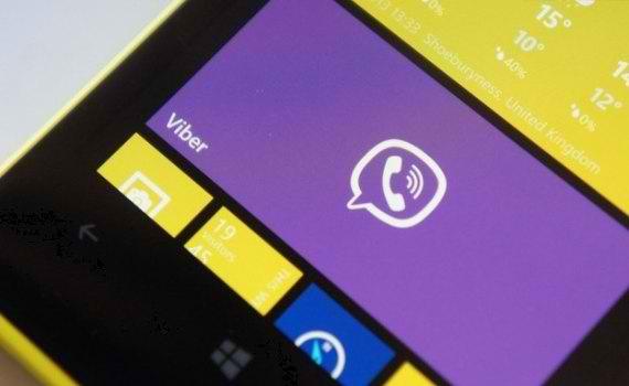 Приложение Viber для Windows 10 Mobile обновилось до версии 6.6