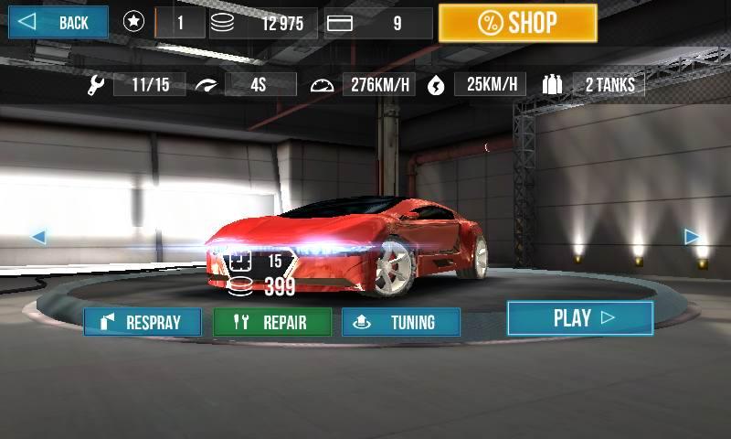 Speed Race: Real Racing Need & Racer Asphalt Track для Windows 10 Mobile