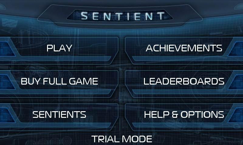 Fusion: Sentient для Windows 10 Mobile