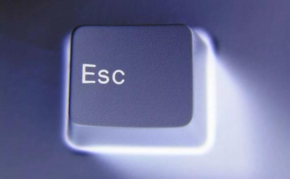 Кнопка ESC
