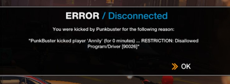 Что такое PunkBuster Services Component на Windows