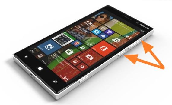 Как сделать скриншот экрана в Windows 10 Mobile