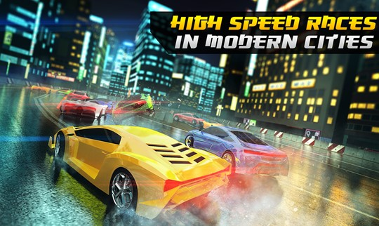 Speed Race: Real Racing Need для Windows 10 Mobile