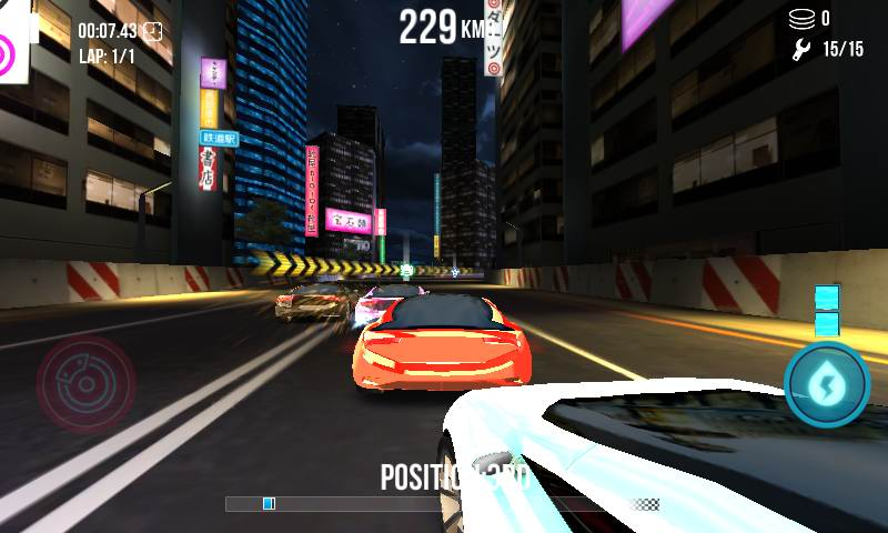 Speed Race: Real Racing Need & Racer Asphalt Track для Windows 10 Mobile