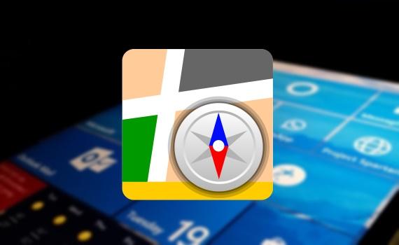 Яндекс Карты для Windows 10 Mobile