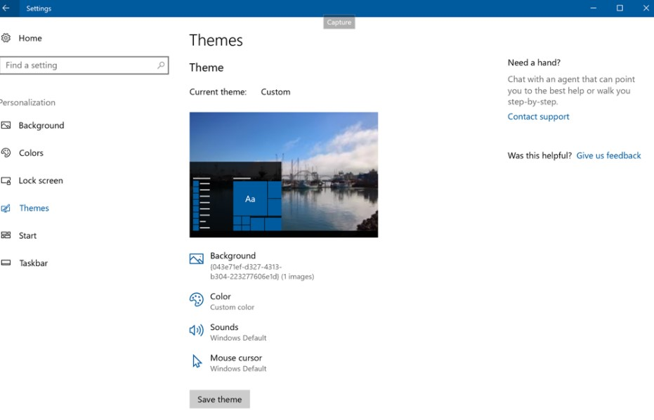Windows 10 Сreators Update 1703