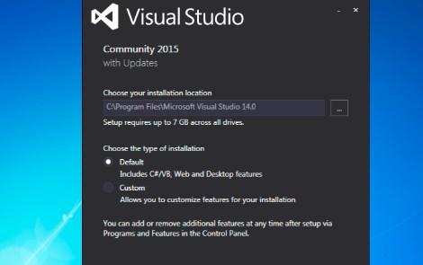 Windows Visual Studio