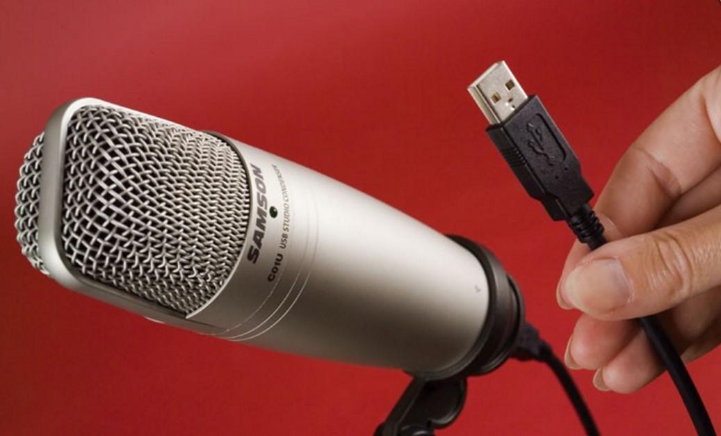 Проверка микрофона на компьютере