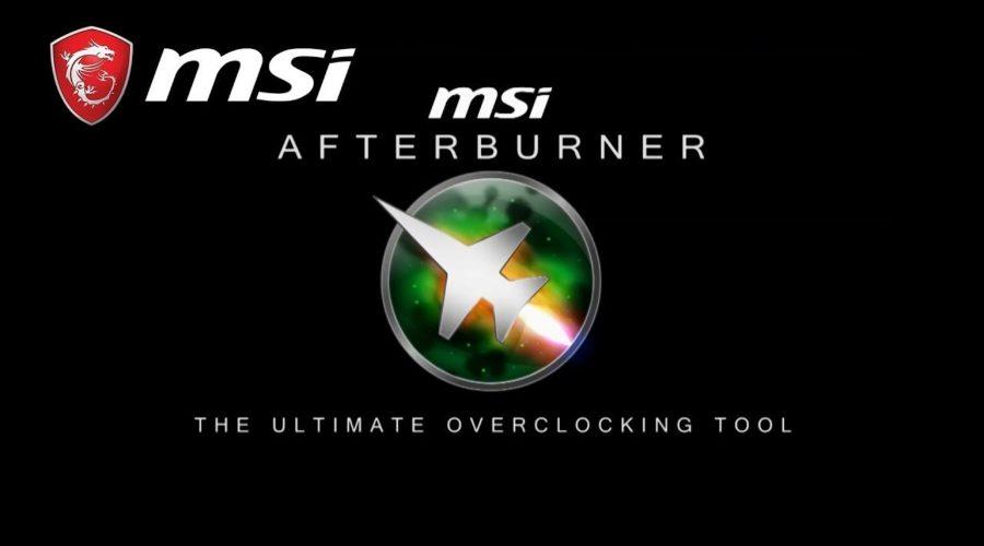 MSI Afterburner настройка