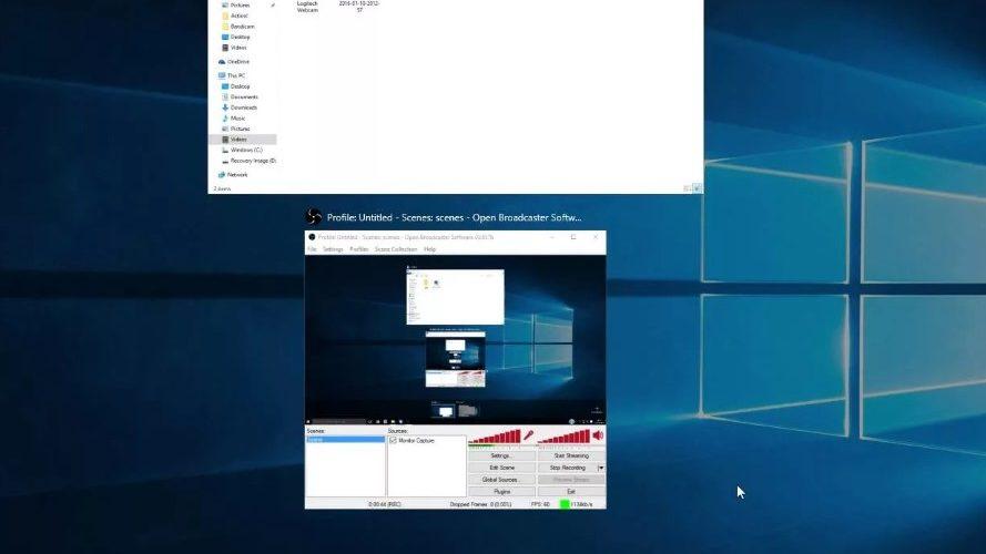 Подключение к удалённому рабочему столу Windows 10