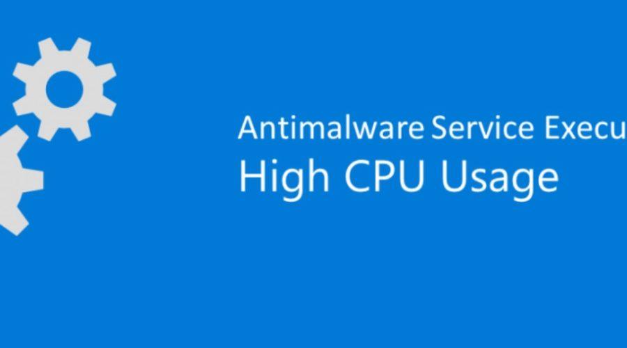 Что делать, если Antimalware Service Executable грузит систему