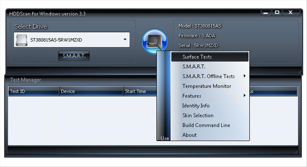 Программа для проверки жёсткого диска