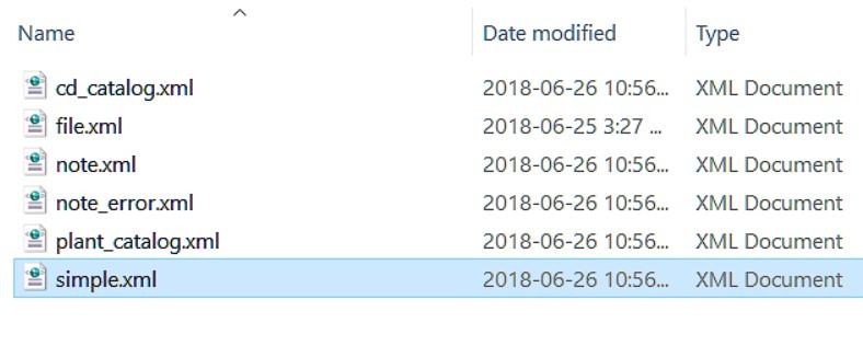 Xml формат – что это