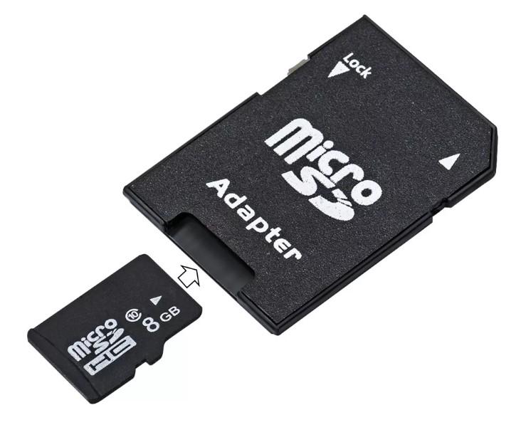 Адаптер для карты MicroSD